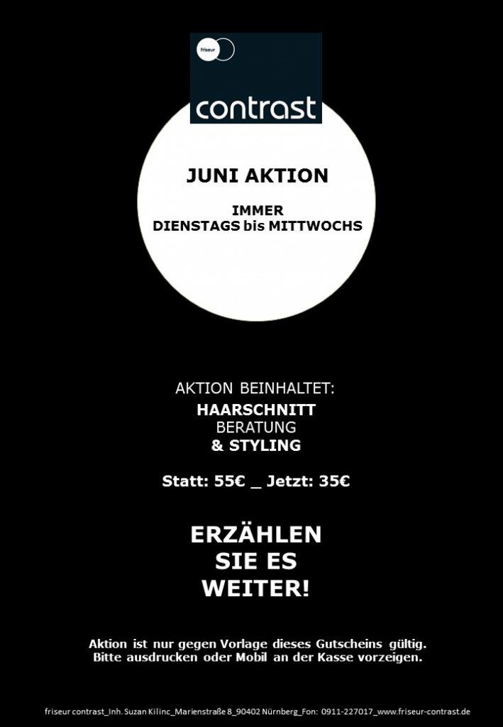 Aktion Juni 2018
