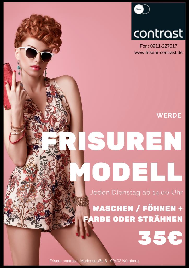 Modelle gesucht_Friseur Contrast_Suzan Kilinc_Nürnberg